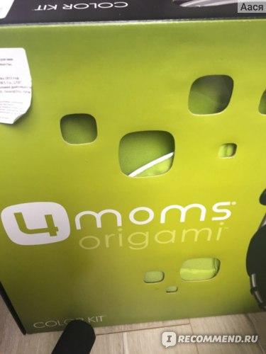 Коляска 4Moms Origami  фото