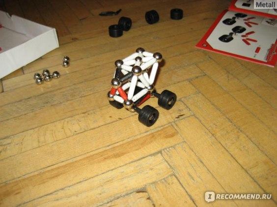 Bornimago  магнитный конструктор фото