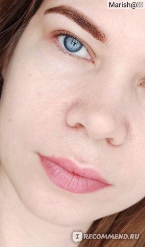 Татуаж губ натуральный цвет