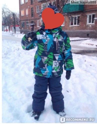 Рост ребенка 119 см, костюм 128 см