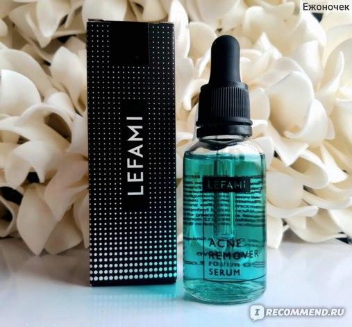 Сыворотка для проблемной кожи FEM FATAL' / LEFAMI Acne Remover фото