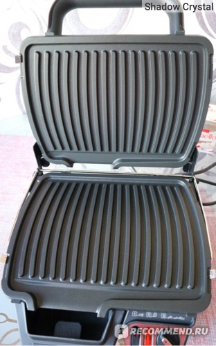 Tefal Ultra Compact Health Grill Comfort GC306012
