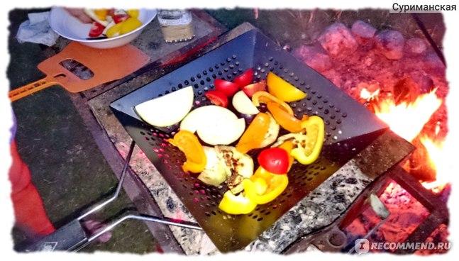 Сковорода-гриль Forester Волшебная сковородка фото