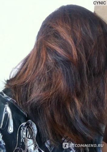 Волосы выглядят просто отвратительно (балаяж)