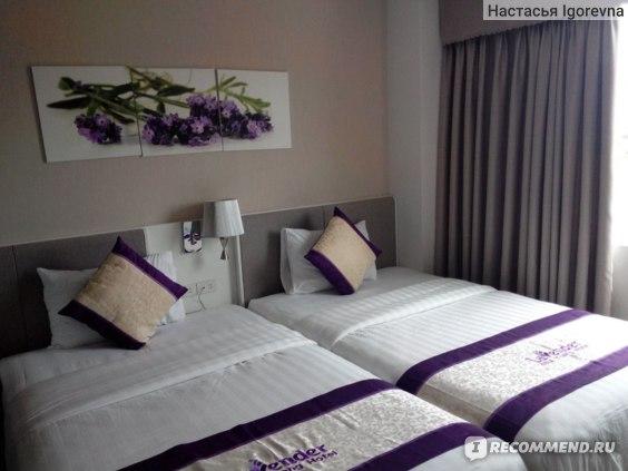 Lavender 3*, Вьетнам, Нья-Чанг фото