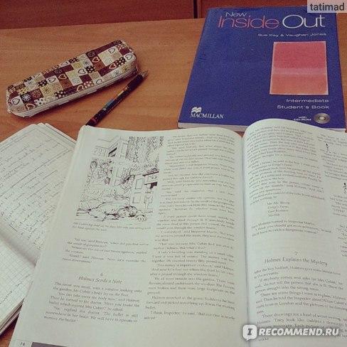 День, комнатное освещение (учебный класс)