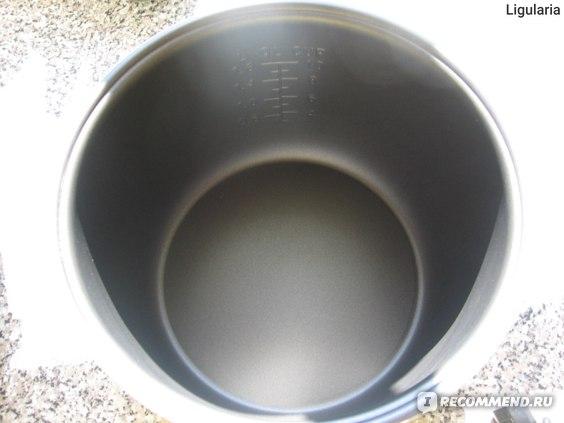 чаша с антипригарным покрытием