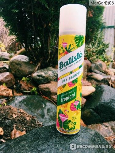 Сухой шампунь Batiste Dry Shampoo фото