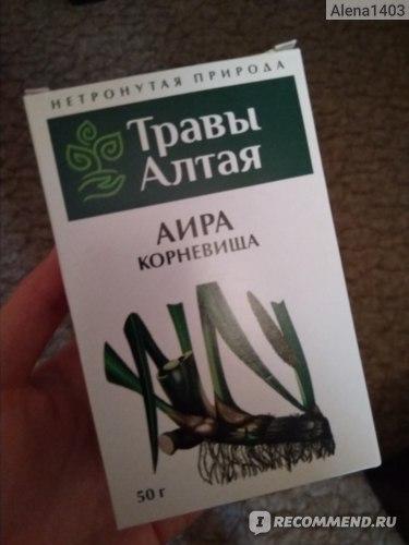 Лекарственные травы   Аира корневища фото