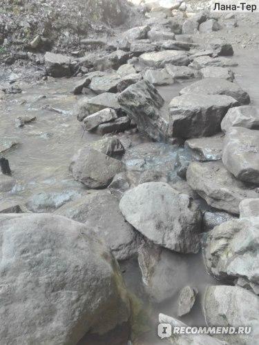 Чечня, Нихалойские водопады фото