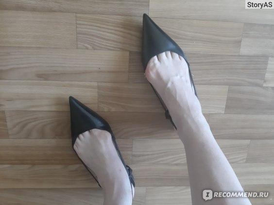 Летняя обувь Massimo Dutti отзывы