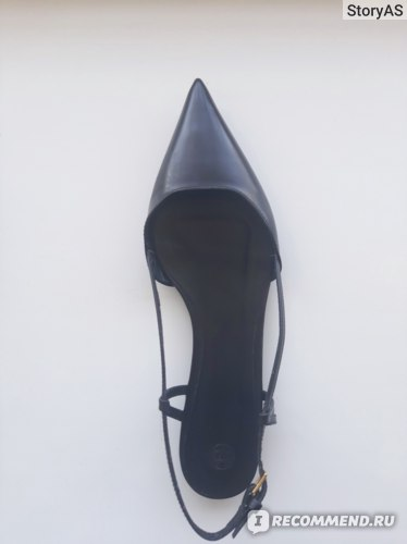 Отзывы Massimo Dutti обувь