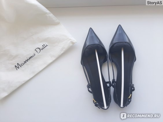 Massimo Dutti обувь отзывы