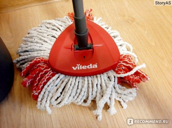 Набор для уборки Vileda Turbo насадка