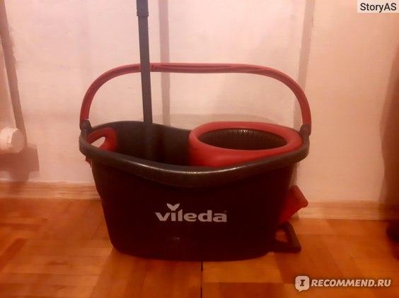 Набор для уборки Vileda Turbo фото