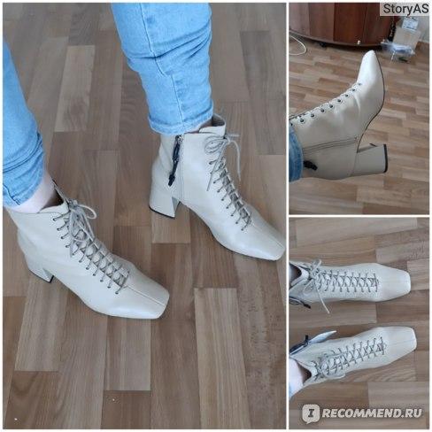 Zara отзывы обувь Зара
