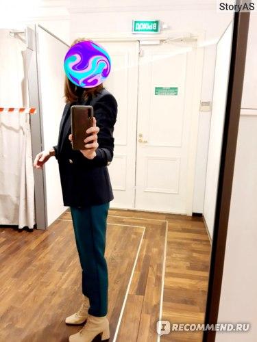 Zara на Невском примерочные