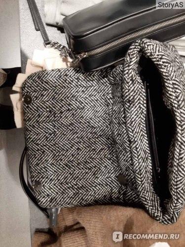 Зара сумка отзывы