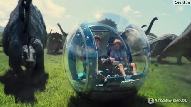 Мир Юрского периода / Jurassic World (2015, фильм) фото