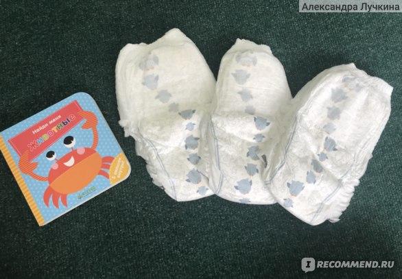 Подгузники-трусики Babiko pants №5 фото