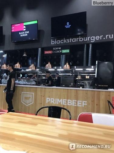 Black Star Burger фото