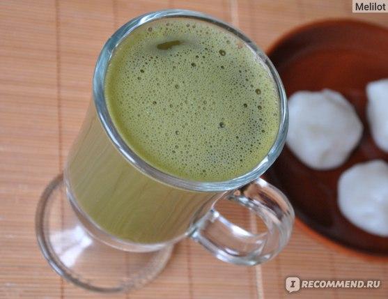 отлично подходит для взбивания японского чая матча за неимением бамбукового венчика