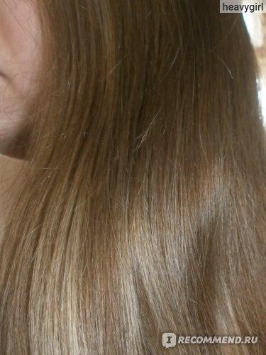 Волосы после абрикосового масла