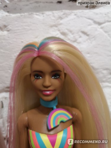 Кукла Mattel Barbie color reveal Mermaid фото