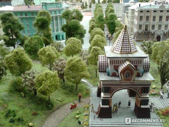 Музей «Гранд Макет Россия», Санкт-Петербург