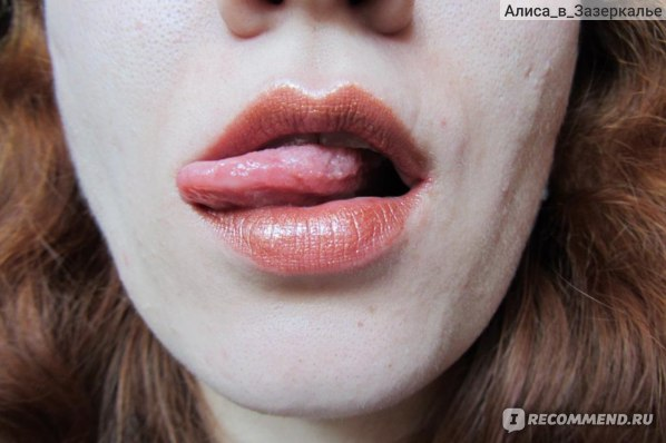"Увлажняющая губная помада Avon Luxe / ""Люкс"" фото"