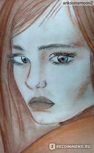 Портрет сангиной