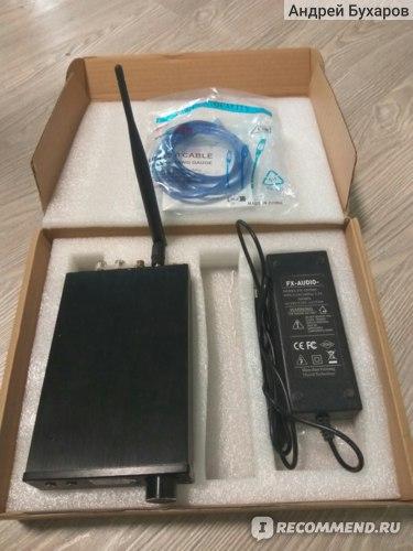 Цифровой усилитель звука FX-Audio D802C фото