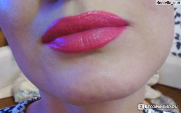 Губная помада Rimmel Lasting Finish Lipstick by Kate Moss фото