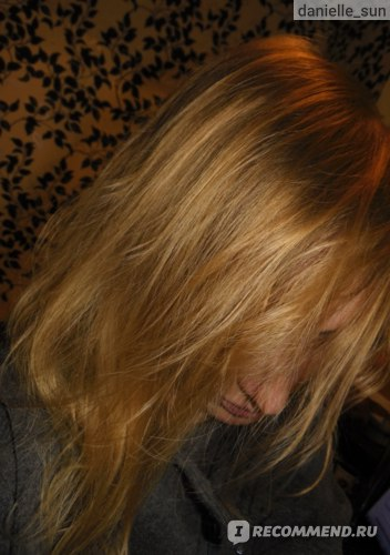 Ламинирование волос MoltoBene Color Acid фото