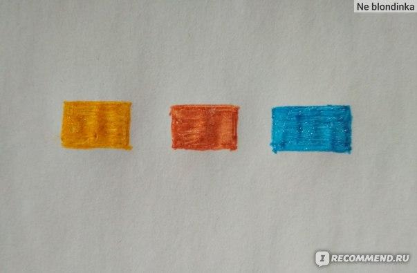 Набор гелевых ручек BlinkPen CQ501-12 фото