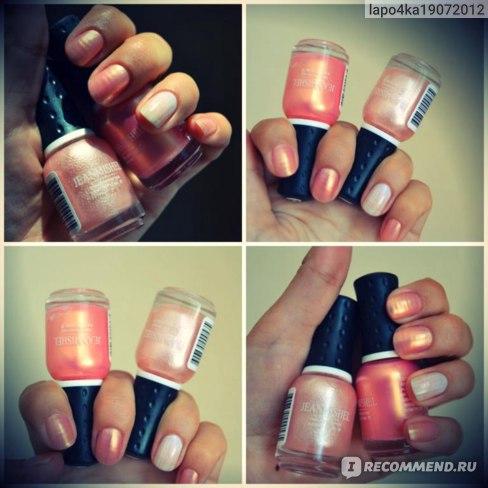 Лак для ногтей jeanmishel  фото