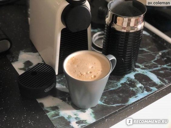 Кофемашина Delonghi Капсульная Nespresso EN85.WAE фото