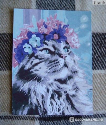 Картина по номерам Lori  фото