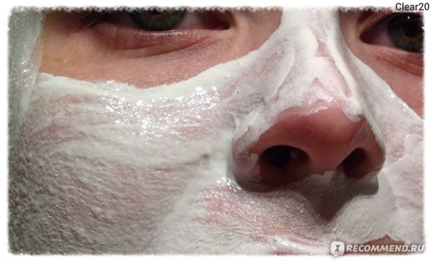 Маска для лица Hollywood style отбеливающая (Facial whitening mud Mask) фото