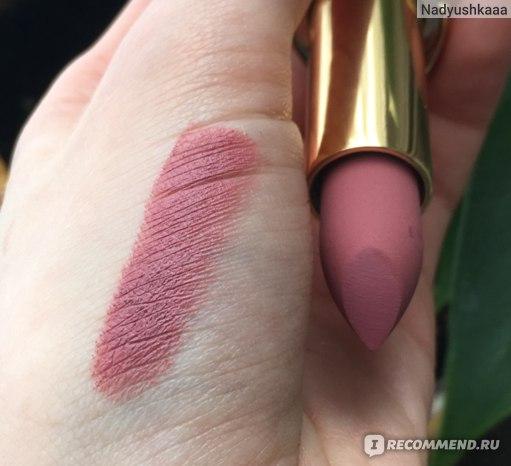 Матовая помада для губ Pat Mcgrath Labs Mattetrance lipstick фото