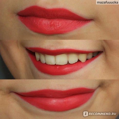 Блеск для губ Essence Stay Matt Lip Cream  фото