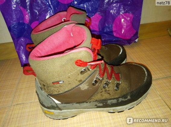 Ботинки утепленные для мальчиков Reima Wander фото