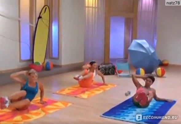 """Фитнес-программа для сжигания жира Bikini Boot Camp. """"Бикини"""" фото"""