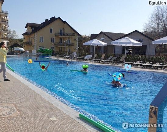 Alean Family Hotel Usadba 4*, Россия, Анапа фото