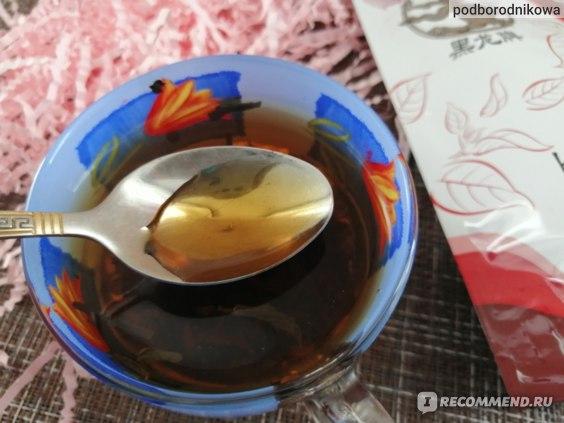 Ароматизированный чай Black DRAGON Молочный красный
