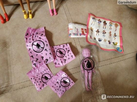 Кукла Mattel Barbie color reveal Chelsea (2 волна) фото