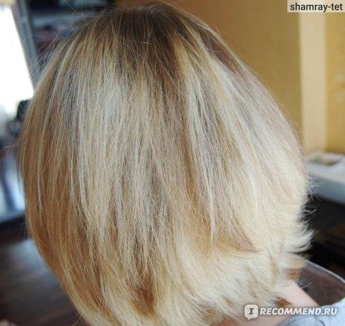 "Ухаживающий и восстанавливающий шампунь для волос Diplona Professional ""Your Shine Profi"" фото"