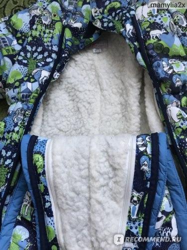 Зимний комбинезон Jing lei 15m 86cm фото