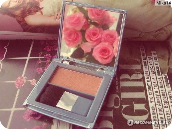 Румяна Fleur de sante Компактные  фото