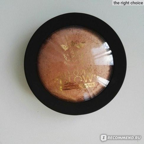 Бронзирующая пудра Ruby Kisses  Bronzing Powder All Over Glow фото